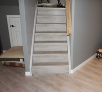 Custom Design Build Group - Hardwood Floor - Winnipeg, Manitoba