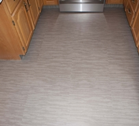 Custom Design Build Group - Luxury Vinyl Tile Flooring - Winnipeg, Manitoba